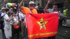 Gay Pride Parade Jun 28 2015